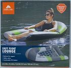 Ozark Trail Easy Float Lounge Inflatable Tube Puncture Resistant
