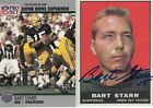 Bart Starr Football Cards, Rookie Card and Autograph Memorabilia Guide 4