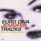 JENNIFER Euro Diva Tracks (Original Extend JAPAN CD CHCB-90014 2001 OBI