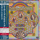 LYNYRD SKYNYRD Second Helping JAPAN CD SACD UIGY-9506 2011 NEW
