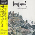DEATH ANGEL The Ultra-Violence JAPAN CD PCCY-00143 1990