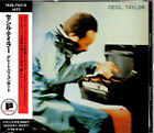 CECIL TAYLOR Great Paris Concert JAPAN CD TKCB-70318 1994 OBI