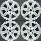 Set 2008 2009 2010 Chrysler Town and Country OEM Factory Silver Wheels Rims 2330