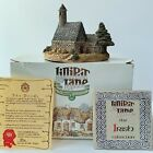 Lilliput Lane ST. KEVIN'S CHURCH 1989 with Deed & Original Box Handmade in UK