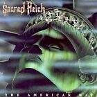 SACRED REICH The American Way JAPAN CD PCCY-00122 1990