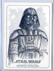 2015 Topps Star Wars Illustrated: The Empire Strikes Back 26