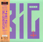 YES Big Generator JAPAN CD AMCY-6324 2002 NEW