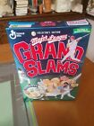 GENERAL MILLS 1998 COLLECTORS EDITION GRAND SLAM CEREAL BOX MIKE PIAZZA, MCGWIRE