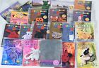 LOT OF 20 * VINTAGE TY BEANIE BABY TRADING CARDS * GARCIA HOLOGRAM * PUZZLE CARD