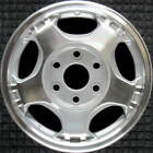 Chevrolet Astro Machined 16 inch OEM Wheel 1999 2008 9592558 12368953