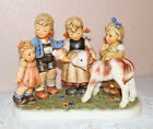 Hummel figurine FARM DAYS HUM 2165 with orig. box & certificate MIB