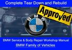 BMW 3 Series Vehicles 1995 - 1999 Service Repair WorkShop Factory Manual Disc
