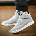 Fashion Mens Casual Shoes High Top Sport Sneakers Athletic Running Shoes Hot YHS