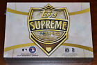 2014 Topps Supreme Baseball Factory Sealed Hobby Box