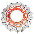 320mm Front Brake Rotor for KTM EXC MX SX EXC-F SXF XCW XC-F LC4 640 Supermoto