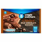 Weight Watchers Chocolate Biscuits 5 x 18g Bars Pack of 6