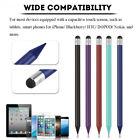 US Stock Fine Point Round Thin Tip Stylus Pen Pencil For Phones Android For iPad
