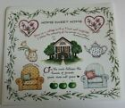 Susan Branch Stickers 12710 HOME Sweet Home Cottage Chair House Colorbok