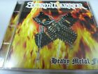 Stormwarrior ‎– Heavy Metal Fire  2003  1ST RARE JAPAN PROMO OBI  NEAR MINT CD !