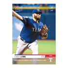 2019 Topps Now #442 Lance Lynn Texas Rangers ONLY PRINTED 177 ! RARE !