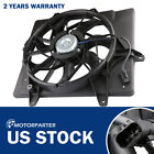 Fits 2001 2005 Chrysler PT Cruiser 24L Radiator Cooling Fan W Motor Front