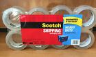 3m Scotch Heavy Duty Shipping Packaging Tape 1.88 X 54.6 Yards Clear