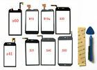 Front Touch Screen Digitizer Glass PanelFor CAT S30 S31 S40 S41 S50 S60 B15 B15Q