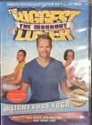 The Biggest Loser The Workout Weight Loss Yoga DVD 2008 Brand New Sealed