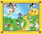 Mary Engelbreit Fabric Large Quilt Panel Mother Goose Bold