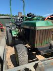 john deere 855 tractor Compact Tractor With Rear Pto