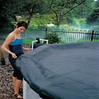 Leafstop Aboveground Oval Pool Cover 13 x 24 Suit Blue Haven Oval Pool 12 x 24