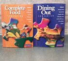 Set of 2 Weight Watchers Winning Points COMPLETE FOOD DINING OUT COMPANION Books