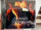 SACRAMENT - HAUNTS OF VIOLENCE CD R.E.X. Music '92 - SEALED!! EXTREMELY RARE!!