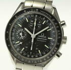 OMEGA Speedmaster Mark 40 Cosmos 352050 Automatic Mens Wrist Watch 496935