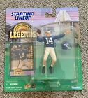 Y. A. Tittle Giants Hall Of Fame Legends 1998 Kenner Starting Lineup SLU Figure