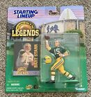 Bart Starr Packers Hall Of Fame Legends 1998 Kenner Starting Lineup SLU Figure