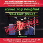 STEVIE RAY VAUGHAN Cold Shot / Live USA 1990 CD     SirH70