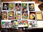 5 Amazing Spider-Man Trading Card Sets 18