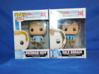 FUNKO POP! MOVIES #233 234 STEP BROTHERS DALE DOBACK BRENNAN HUFF VAULTED SET