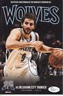 Ricky Rubio Rookie Cards and Autograph Memorabilia Guide 70