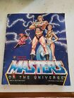 1984 Topps Masters of the Universe Trading Cards 11