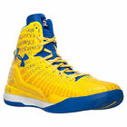 Rare Mint Condition Under Armour Curry 1 ClutchFit Drive Taxi Yellow Size 13