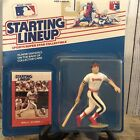 Kenner Starting Line Up Wally Joyner MLB Angels Sports Collectible Figure 1989