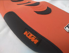 SEAT COVER KTM 990 ADVENTURE ULTRAGRIPP ORANGE & BLACK FREE & FAST SHIPPING