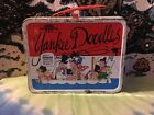 Vintage 1970s YANKEE DOODLES Metal Lunch Box Made By Thermos Los Angeles Times