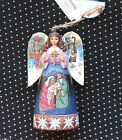 Jim Shore Nativity Angel Nativity Scene Christmas Ornament CHB6