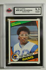 Eric Dickerson Cards, Rookie Card and Autographed Memorabilia Guide 18