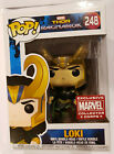 Loki 248 Funko Pop! Marvel Collector Corps Exclusive! Thor Ragnarok New!