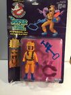 1980s Kenner The Real Ghostbusters Peter Venkman  Snake Head Ghost Sealed