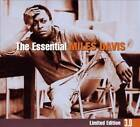 BRAND NEW The Essential Miles Davis 3 Discs Limited Edition 3.0 Jazz Music